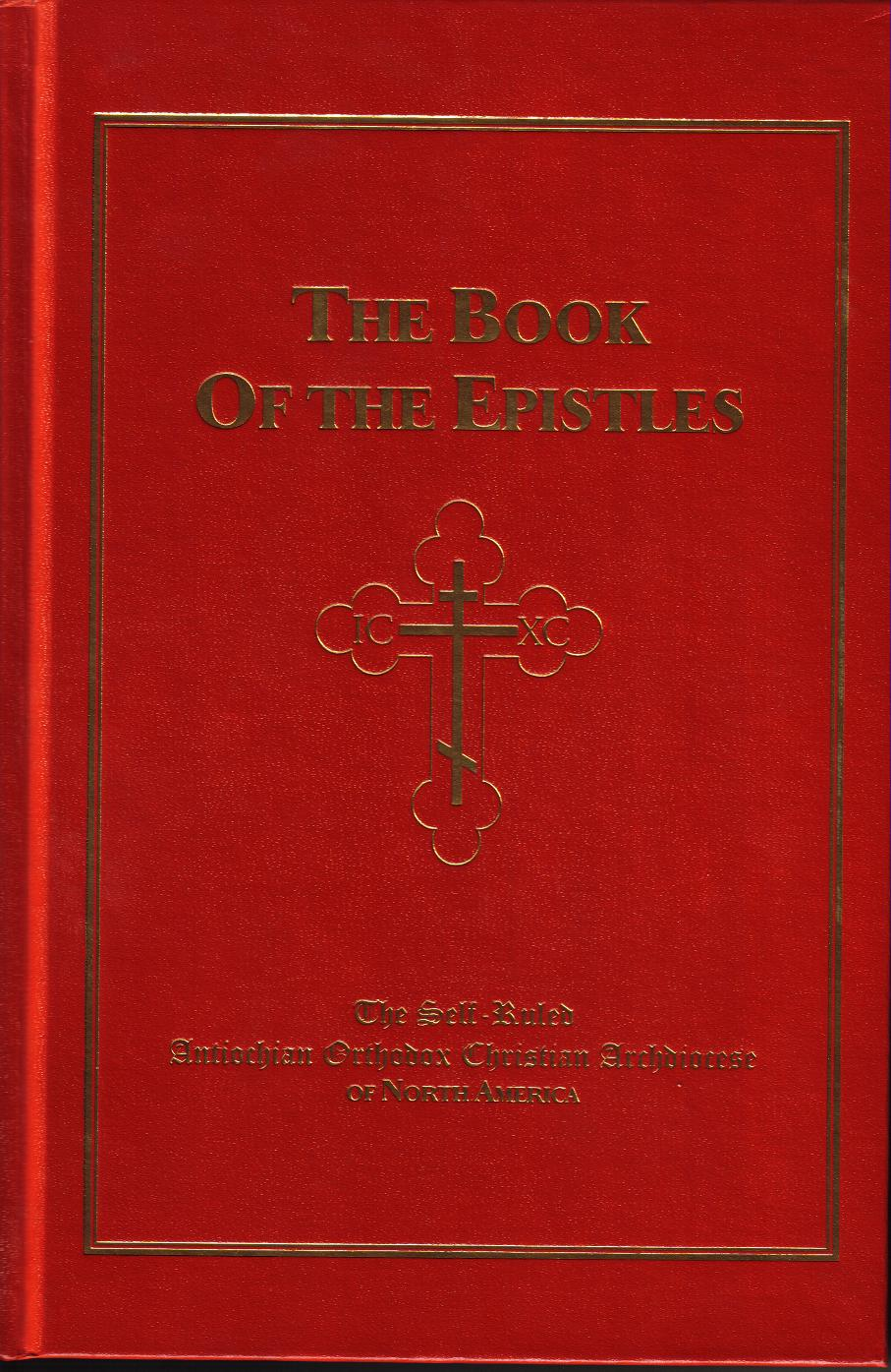 The Book of the Epistles