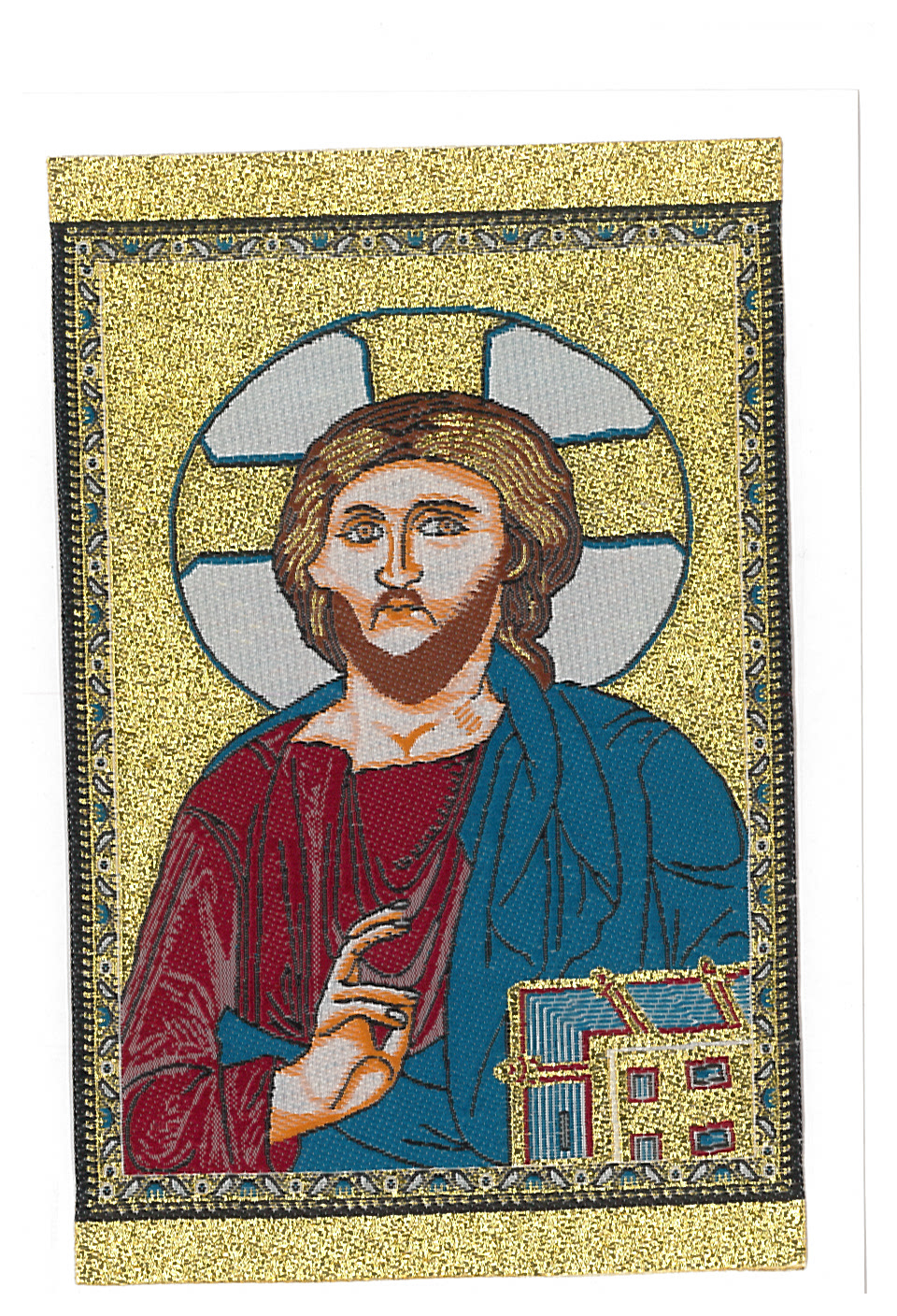 Greeting Card Christ the Teacher