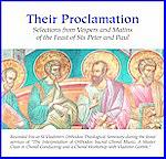 Their Proclamation CD
