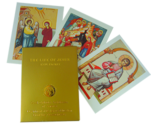 Icon Cards: Life of Jesus