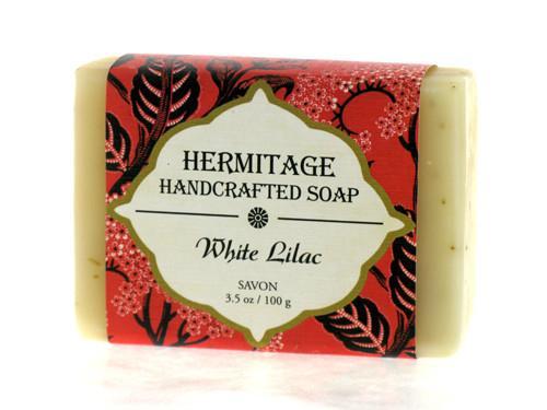 White Lilac Bar Soap