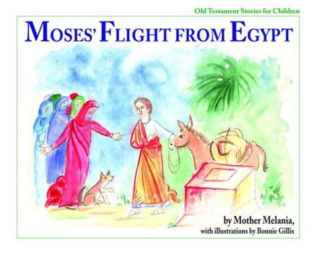 Mose's Flight From Egypt