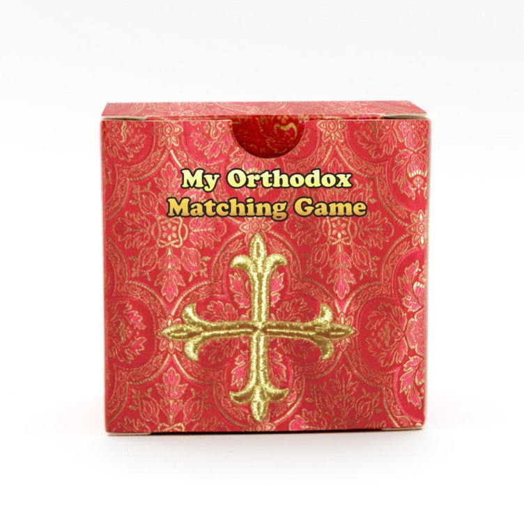 My Orthodox Matching Game
