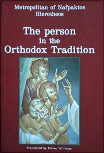 Person in the Orthodox Tradition