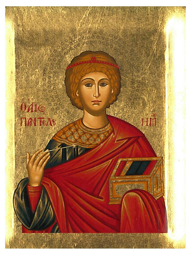 Icon-Panteleimon 4x5
