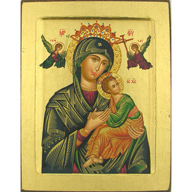Icon-Perpetual Help 4x5