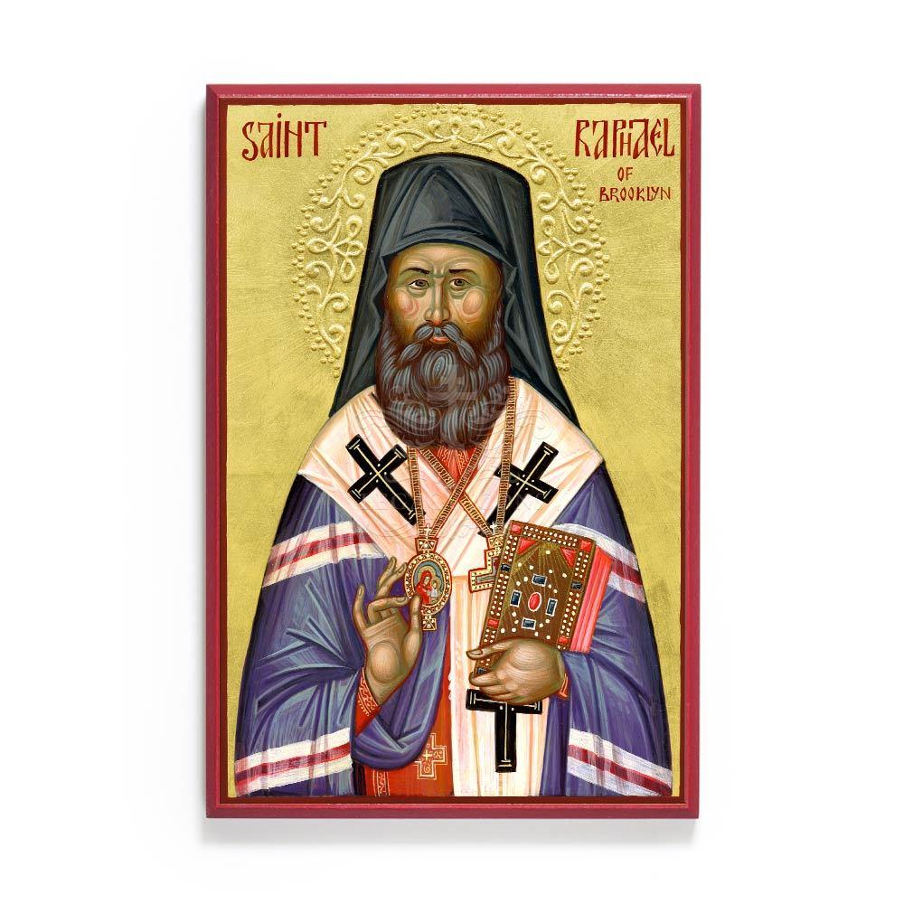 Icon-Raphael of Brooklyn