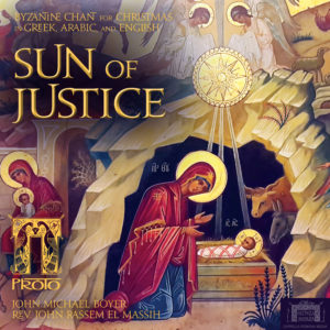 Sun of Justice-CD