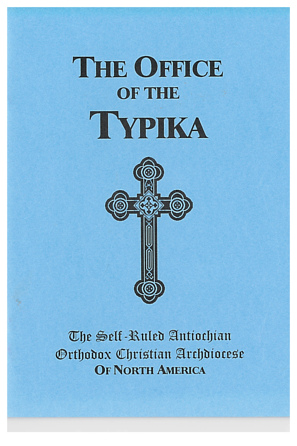 Office of the Typika