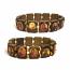 Wooden Icon Bracelet