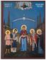 Icon Synaxis AV Saints MD