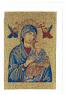 Greeting Card Virgin Perpetual Help