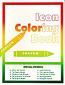Icon Coloring Book-Special Edition