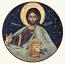 Icon Christ Pantocrator AF
