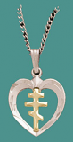 SS Heart Cross