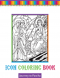 Icon Coloring Book-Journey to Pascha