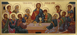 Icon Mystical Supper M