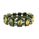 Icon Bracelet Hematite