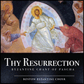 Thy Resurrection CD