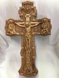 Wood Wall Cross  XL