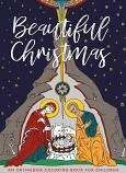 Beautiful Christmas Coloring Book