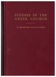 Studies in the Greek Church
