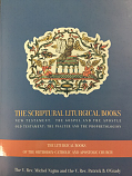 Scriptural Liturgical Books
