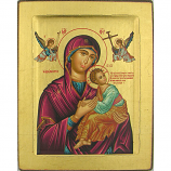 "Icon Virgin of Passion 6""x7.5"""