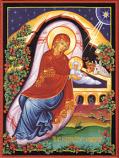 Icon-Nativity (Isham) Med