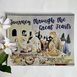 2020 Calendar Jrny thru Feasts