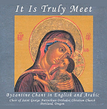 It is Truly Meet CD (Eng/Arabic)