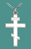SS 3-Bar Cross