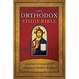 Orthodox Study Bible Leathersoft Edition