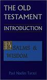 Old Testament Intro 3: Psalms & Wisdom
