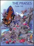 Praises: Psalm 148 : A Psalm of David
