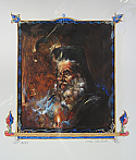 Chocheli Hermit Print