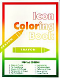 Icon Coloring Book-Special Edition