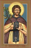 Icon-St. Euphrosynos