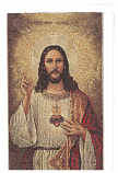 Greeting Card Sacred Heart of Jesus