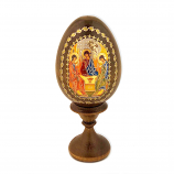 Icon Egg w/Stand-Hospitality of Abr