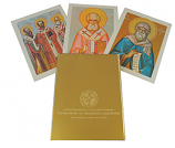 Icon Card:Saints of  Church