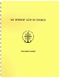 We Worship God In Church-Teacher