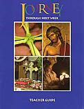 Journey through Holy Week - Teacher Guide