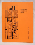 Byzantine Coloring Book-Liturgical