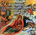 Kontakion on the Nativity of Christ