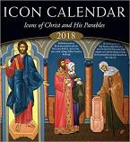 Calendar 2018 Parables
