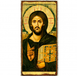 "Icon Christ of Sinai 4.5""x9"
