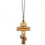 Hanging Crucifix Icon Cross