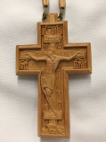 Pectoral Cross Wooden