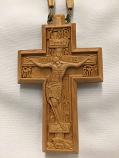 Pectoral Cross Wooden